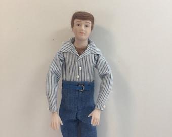 Dollhouse Doll (male)