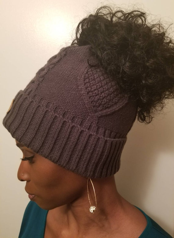 Perfectly Zen SATIN LINED Knit Beanie Winter Ski Hat Cap