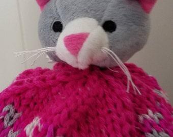 Child's Kitten hat