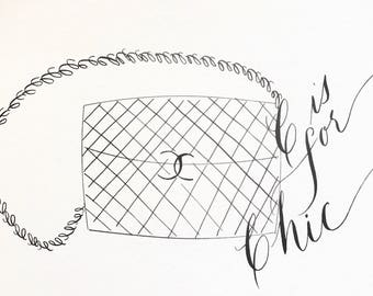 C is for Chic