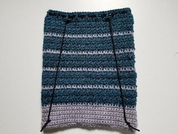 Crochet Easy Breezy Backpack Pattern Only String Bag Etsy