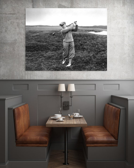 Super Bobby Jones Golf Photo Golfer T The Masters Champion Fine Art Print Golf Poster Golf Pro Shop Art Supply Dad T Office Print Golf Decor Gmtry Best Dining Table And Chair Ideas Images Gmtryco