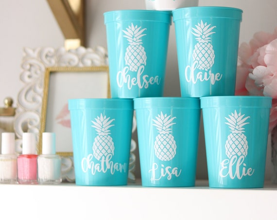 Bachelorette Party Favors (Mint/Teal)