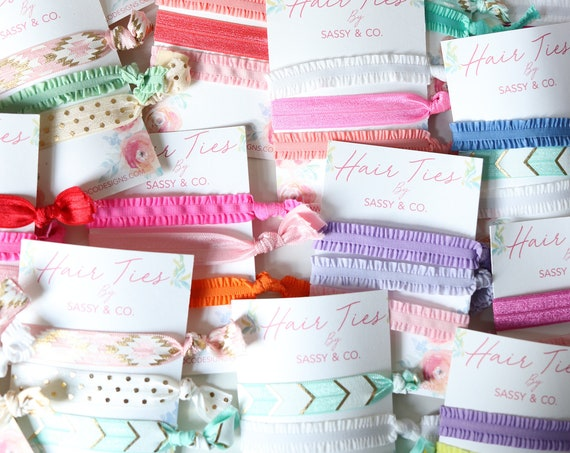 Boutique Hair Ties