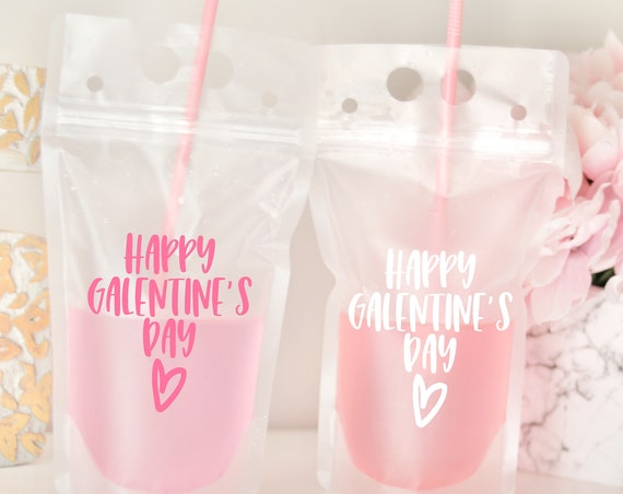 Happy Galentine's Day Favors | Valentine's Day Favors | Galentine's Day Favors | Galentine's Day Favors | Be my Galentine | Galentine's Day
