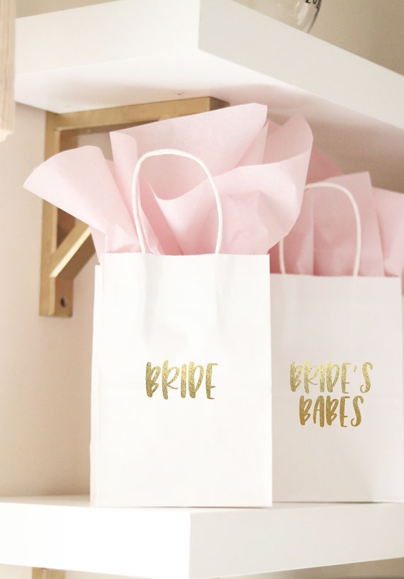 Bride | Babe | Bride's Babes Favors | Bride Babe Gift Bags | Bride and Babe Bachelorette Favors | Brides Babes Bachelorette Party Favors |