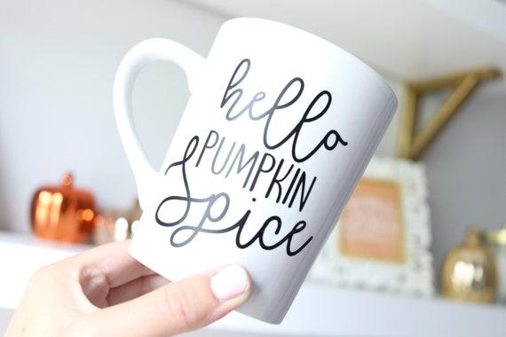 Hello Pumpkin Spice