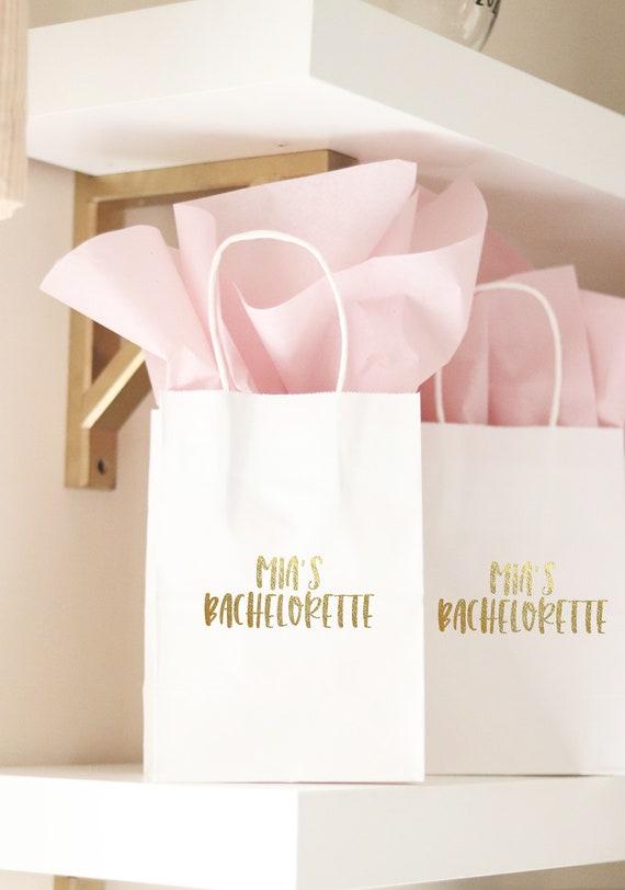Bachelorette Party Gift Bags   Bachelorette Gift Bags   Bachelorette Bags   Bachelorette Party Favors   Personalized Bachelorette Gift Bags