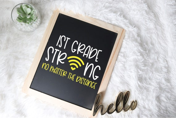 End of Year Teacher Gift   Virtual Teacher Gift   Back to School Kids Gift   Back to School Board   Personalized Chalkboard   Customized