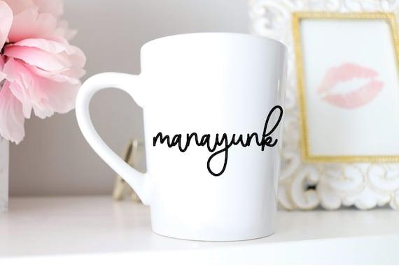 Choose your Philly Neighborhood Mug   Neighborshoods of Philly Mug   Philly Neighborhoods Mug   Philadelphia Mug   Philly Gift   Philly Mug