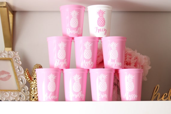 Bachelorette Party Favors (Light Pink)