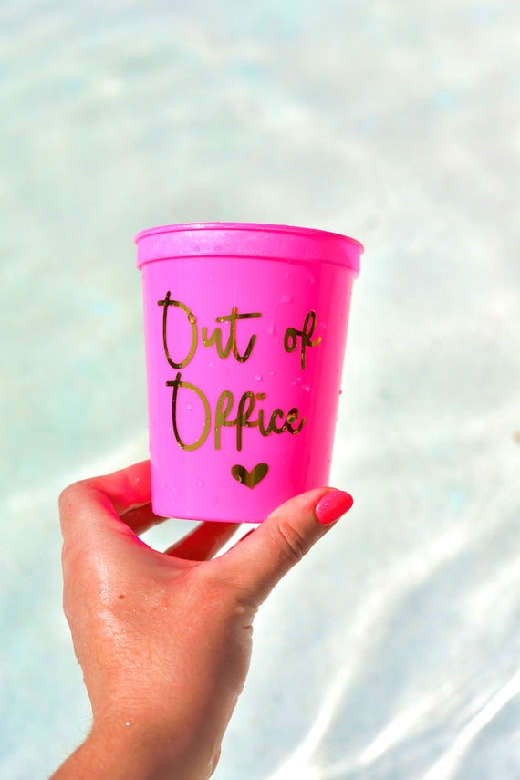 Out of Office Favors | Vacay Vibes | Girls Trip Favors | Girls Weekend Favors | Girls Trip Gift | Packable Favor | Vacation Favor | Vacation