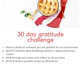 Increase Your Gratitude Workbook