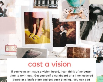 2019 Goals And Vision Workbook