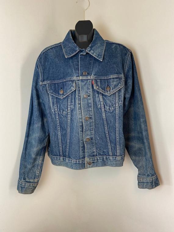 Vintage Levi's Jacket Size 46, 70505 0217 ~  Littl
