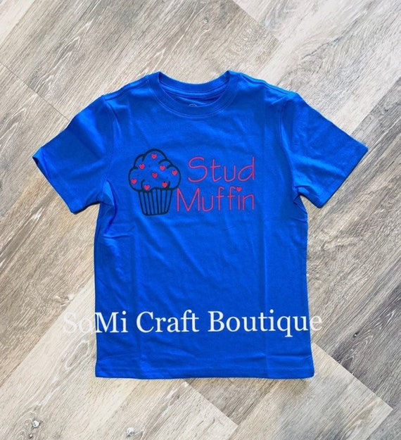 Custom Stud Muffin Toddler Graphic T-Shirt, Stag Party Shirt, Funny  Valentine's TShirt Personalized TShirt Studmuffin TShirt, Valentines Day