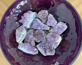 Raw Amethyst Cluster