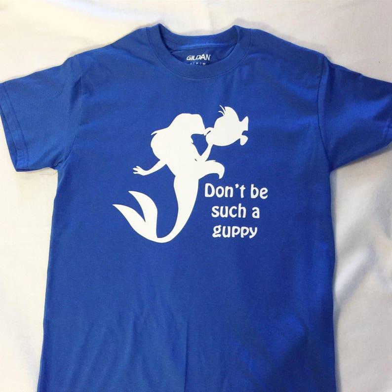 58e1dea74 Little Mermaid Disney Shirts Little Mermaid Shirt Funny | Etsy