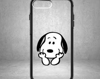 Snoopy Decal,  Phone Cover, Snoopy Stickers