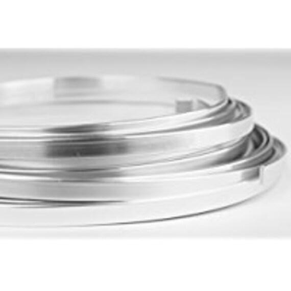 Joyería Modelismo Manualidades De Alambre Floristería Alambre de aluminio = Natural