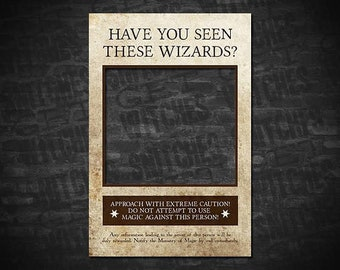 Photo Booth Prop Wanted Poster Printable Hen Party Instant Download