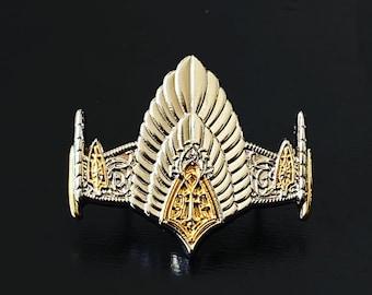 Crown of Aragorn Pin