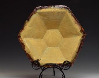 Handmade Custom Zombie'esque Bowl