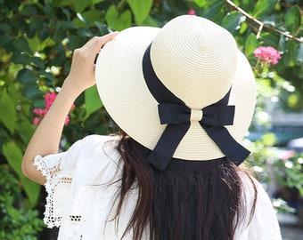 b66e21e910aa3 Vintage Summer Straw Hat