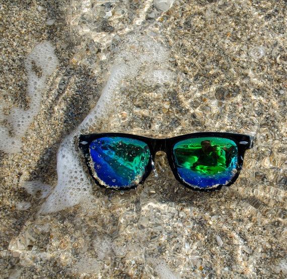 a25edaa6eb Wooden Wayfarer Sunglasses by Halcom Stilson. Eco-Friendly