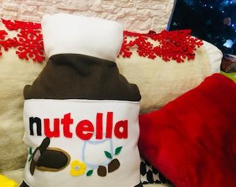 Nutella pillow Nutella giant pillow