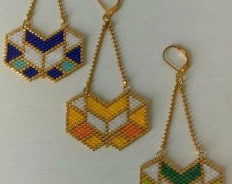 Earring beads Japanese