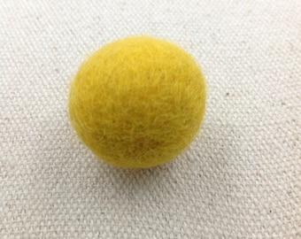 Baked Wool Ball
