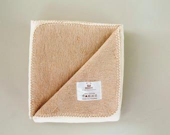 100% Natural Cotton Blanket