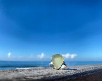 White Seaglass