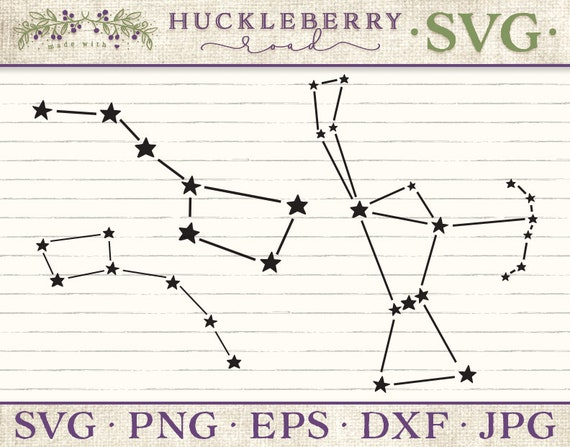 il_570xN.1543465420_1g8x constellations svg file big dipper little dipper orion small etsy