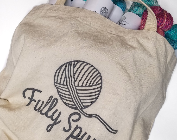 Featured listing image: Fully Spun Tote bag