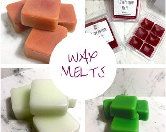 Candle Wax Melts