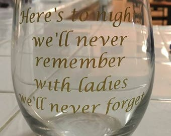 Lady's Night Cup