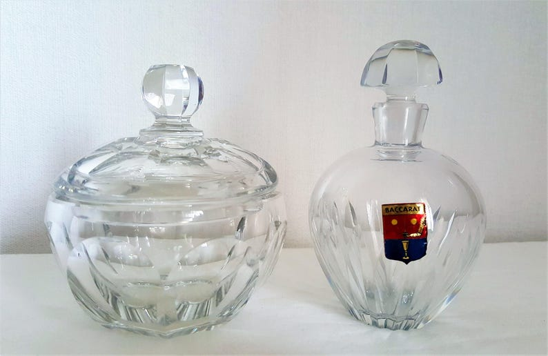French Beautiful Ball Decorative Crystal Baccarat