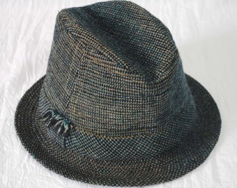 b00364d0d39 Donegal tweed hat