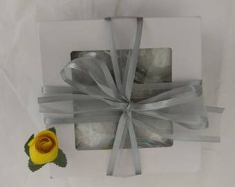 Just for Men Gift Box of 4 of our 3+ oz Luxury Bath Bomb Fizzies