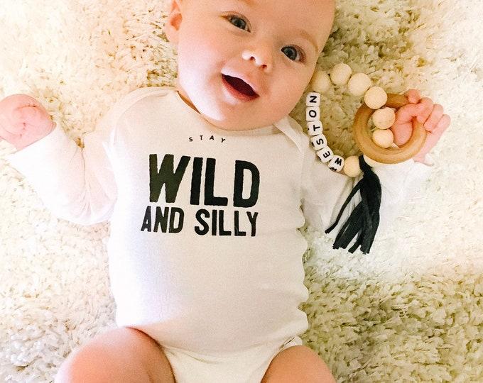Stay Wild & Silly