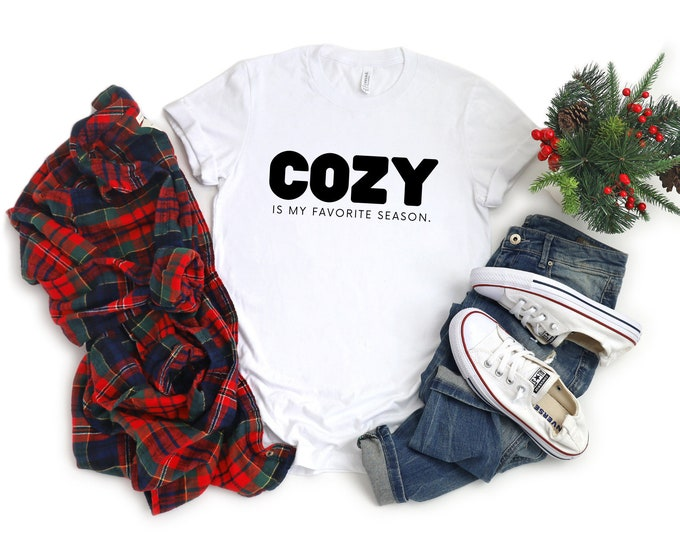 Cozy Season Adult Unisex Tshirt