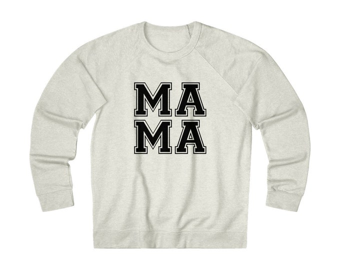 Mama Varsity Light Sweatshirt