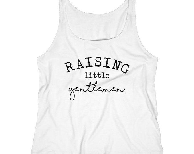 Raising Little Gentlemen Tank