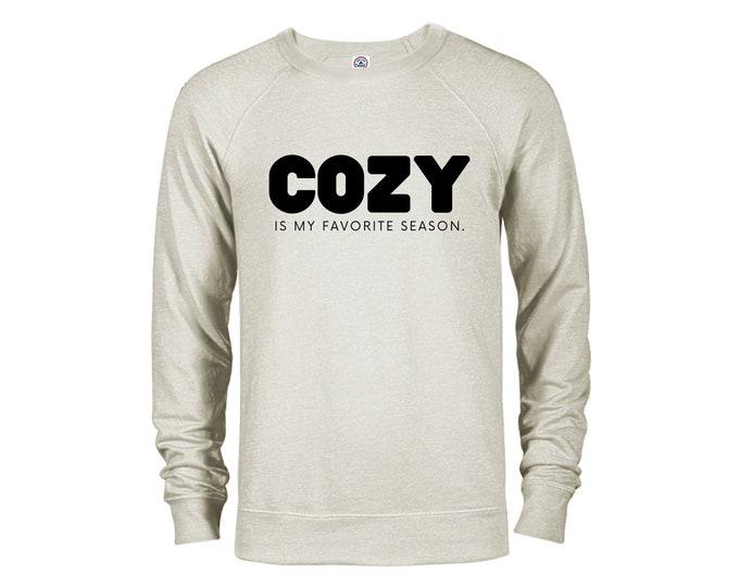Cozy Season Adult Unisex Sweatshirt