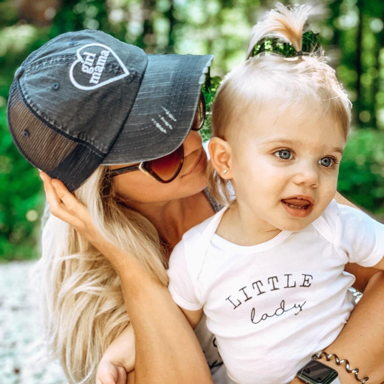 Girl Mama Trucker Hat