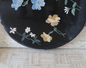 Tavoli Di Marmo Intarsiati : Tavoli di marmo intarsiato etsy