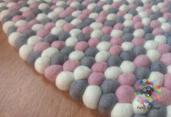 140 Pompon Balles DECO boule Pompons Décoration POM pompons Feutre Balles Bricolage