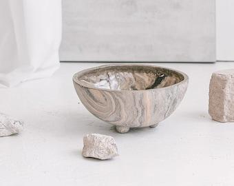 Decorative Centerpiece Bowl, Big Ceramic Fruit Bowl, Large Serving Dish